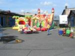 Skákací hrady - u dětí oblíbené