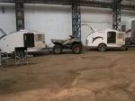 Prodejní výstava karavanů