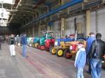 Sbírka historických traktorů
