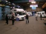 Prodejní výstava karavanů 2